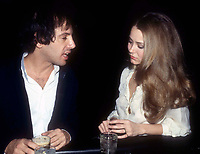 1978 FILE PHOTO<br /> New York, NY<br /> Steve Rubell Jane Pauley atStudio 54<br /> Photo by Adam Scull-PHOTOlink.net