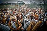 Celebracao da Missa do Vaqueiro em Serrita. Pernambuco. 2003. Foto de Alexandro Auler.