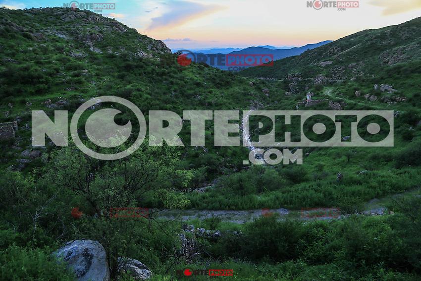Pilares de Nacozari.<br /> <br /> Madrean Diversity Expeditions con la Comisi&ograve;n Nacional de Areas Naturales Protegidas, CONANP, en la Sierra del Tigre.<br /> Municipio de Nacozari Sonora Mexico.<br /> <br /> CreditoFoto:LuisGutierrez