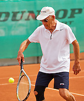 Netherlands, Amstelveen, August 21, 2015, Tennis,  National Veteran Championships, NVK, TV de Kegel,  <br /> Photo: Tennisimages/Henk Koster
