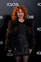 Vicky Larraz attends to IQOS3 presentation at Palacio de Cibeles in Madrid, Spain. February 13, 2019. (ALTERPHOTOS/A. Perez Meca) /NortePhoto.com