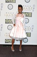 LOS ANGELES - FEB 10:  Marsai Martin at the Non-Televisied 48th NAACP Image Awards at Pasadena Conference Center on February 10, 2017 in Pasadena, CA