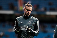 Real Madrid's Gareth Bale during La Liga match between Real Madrid and Valencia CF at Santiago Bernabeu Stadium in Madrid, Spain. December 01, 2018. (ALTERPHOTOS/A. Perez Meca) /NortePhoto NORTEPHOTOMEXICO