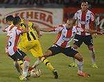 Atlético Junior volvió al triunfo en el Metropolitano, tras derrotar 2-1 al líder del torneo, Alianza Petrolera, en juego de la fecha 13.