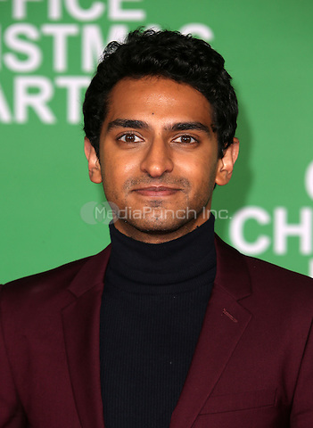 """Westwood, CA - DECEMBER 07: Karan Soni, At Premiere Of Paramount Pictures' """"Office Christmas Party"""" At Regency Village Theatre, California on December 07, 2016. Credit: Faye Sadou/MediaPunch"""