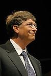 Bill Gates, Microsoft, co-founder, portrait, Microsoft, Bill and Melinda Gates Foundation, Seattle, Washington State, Pacific Northwest, 2004.