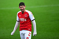 Fleetwood Town's Ched Evans looks on<br /> <br /> Photographer Richard Martin-Roberts/CameraSport<br /> <br /> The EFL Sky Bet League One - Saturday 15th December 2018 - Fleetwood Town v Burton Albion - Highbury Stadium - Fleetwood<br /> <br /> World Copyright © 2018 CameraSport. All rights reserved. 43 Linden Ave. Countesthorpe. Leicester. England. LE8 5PG - Tel: +44 (0) 116 277 4147 - admin@camerasport.com - www.camerasport.com
