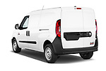 Car pictures of rear three quarter view of a 2018 Ram Promaster City Tradesman Cargo 4 Door Cargo Van angular rear