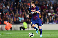 BARCELONA, 09-09-2017. LaLiga 2017/ 2018, date 3. FC Barcelona 5-0 RCD Espanyol. Lionel Messi of FC Barcelona. <br /> Foto Sergio Ruiz/ProShots/Insidefoto
