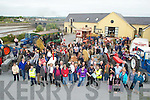 CROWDS: Large crowds gathered at the Vintage Tractors at the Blennerville Trashing Fair on Sunday...................
