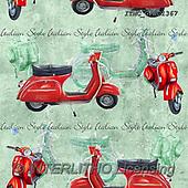 Marcello, GIFT WRAPS, GESCHENKPAPIER, PAPEL DE REGALO, paintings+++++,ITMCGPED1367,#GP#, EVERYDAY ,vespa,scooters