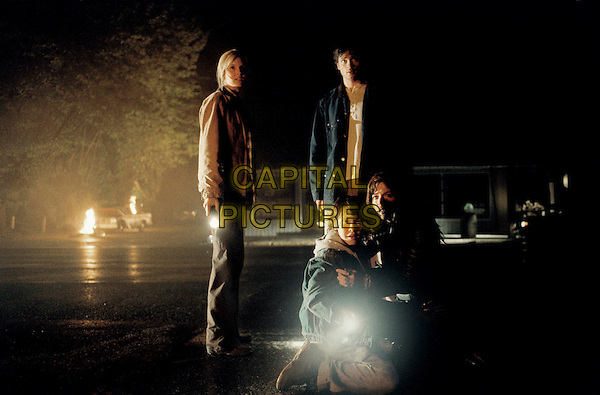 MAGGIE GRACE, COLE HEPPELL, TOM WELLING & SELMA BLAIR.in The Fog (2005).*Filmstill - Editorial Use Only*.CAP/AWFF.Supplied by Capital Pictures.