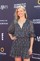 LOS ANGELES - OCT 8:  Amy Smart at the P.S. ARTS' Express Yourself 2017 at the Barker Hanger on October 8, 2017 in Santa Monica, CA