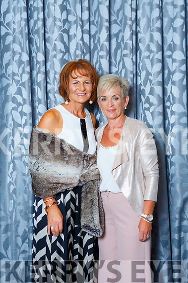 Catherine Burke and Liz Heslip from Tralee.