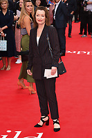 "Lesley Manville<br /> arriving for the premiere of ""The Children Act"" at the Curzon Mayfair, London<br /> <br /> ©Ash Knotek  D3420  16/08/2018"