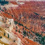 The Rim, Cedar Breaks, Cedar Breaks National Monument, Utah