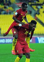 150602 FIFA Under-20 World Cup - Argentina v Ghana