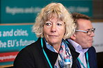 BRUSSELS - BELGIUM - 10 October 2019 -- iEER Final conference as part of European Week of Regions and Cities - The Hacking Growth – boosting entrepreneurial ecosystems in European regions. -- Helle Knudsen, Chief Consultant, Region of Southern Denmark. -- PHOTO: Juha ROININEN / EUP-IMAGES