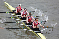 Crew: 63   Leander Club   Championship Quads<br /> <br /> Schools' Head of the River 2018<br /> <br /> To purchase this photo, or to see pricing information for Prints and Downloads, click the blue 'Add to Cart' button at the top-right of the page.