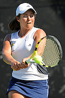 FIU Women's Tennis v. Miami (NCAA Regionals)(5/9/09)
