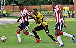 Alianza Petrolera y Atlético Junior no se hicieron daño este domingo por la tarde en juego de la fecha 13 del Torneo Apertura Colombiano, disputado en el estadio Alfonso López de Floridablanca, Santander.