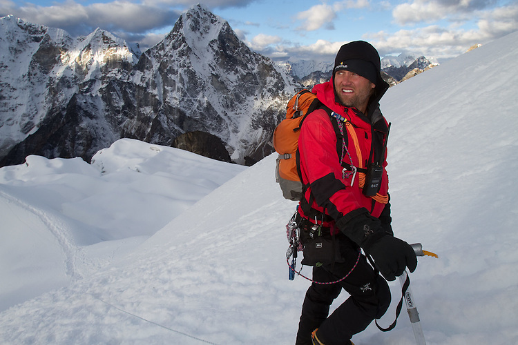 Jeff Evans. Photo by Didrik Johnck.