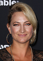 HOLLYWOOD, LOS ANGELES, CA, USA - AUGUST 19: Zoe Bell at the Los Angeles Premiere Of Dimension Films' 'Sin City: A Dame To Kill For' held at the TCL Chinese Theatre on August 19, 2014 in Hollywood, Los Angeles, California, United States. (Photo by Xavier Collin/Celebrity Monitor)