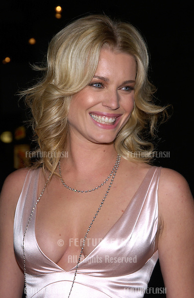 Actress REBECCA ROMIJN-STAMOS at the world premiere of her new movie Godsend, at the Chinese Theatre, Hollywood..April 22, 2004