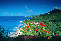 Exclusive Vacation Resort, Round Bay, St. John. U.S. Virgin Islands