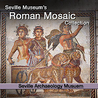 Roman Mosaics -  Seville Archaeological Museum - Pictures & Images of -