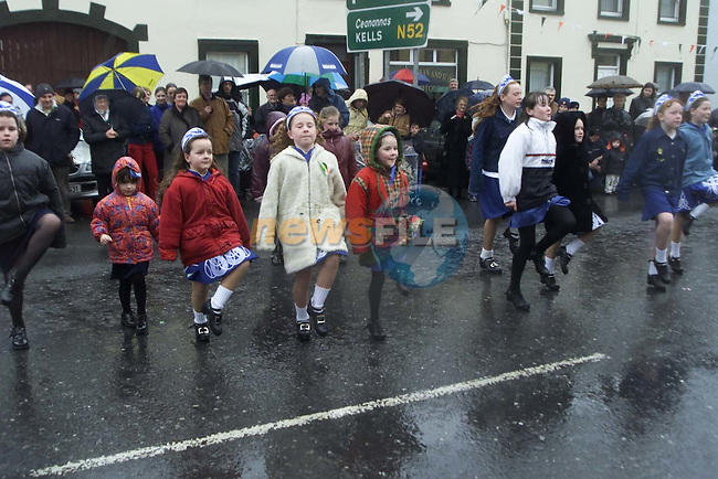 Joan Smith School of Dancing at Ardee Parade