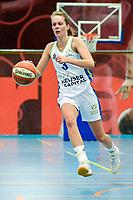 HAREN - Basketbal, Martini Sparks - Den Helder, Basketbal League vrouwen, seizoen 2018-2019, 08-11-2018, Martini Sparks speelster Asa Kantebeen
