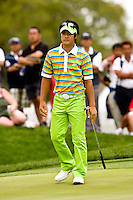 March 27, 2009, Arnold Palmer Invitational * Second Round*.  Ryo Ishikawa, 17 year old golfer from Japan  during second round play  at Bay Hill Golf Club in Orlando, Florida...