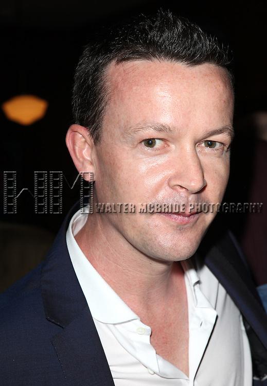 Enda Walsh.attending the New York Drama Critics' Circle Awards at Angus McIndoe in New York City on 5/14/2012.