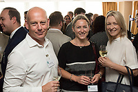 From left are Ian Roberts of SLR Consulting, Antonia Gardner of Gunner Cook and Sara Harraway of CPMG Architects