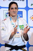 RIO DE JANEIRO, RJ,30 DE AGOSTO DE 2013 -CAMPEONATO MUNDIAL DE JUDÔ RIO 2013- A brasileira Mayra Aguiar conquista o bronze na categoria -78kg no Mundial de Judô Rio 2013, no Maracanazinho de 26 de agosto a 01 de setembro, zona norte do Rio de Janeiro.FOTO:MARCELO FONSECA/BRAZIL PHOTO PRESS
