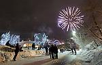 Festivals Winter / Night