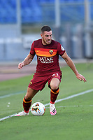 Jordan Veretout of Roma<br /> during the Serie A football match between AS Roma and ACF Fiorentina at stadio Olimpico in Roma (Italy), July 26th, 2020. Play resumes behind closed doors following the outbreak of the coronavirus disease. <br /> Photo Antonietta Baldassarre / Insidefoto