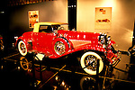 California: Los Angeles. Auto at Petersen Automotive Museum..Photo copyright Lee Foster, 510/549-2202, lee@fostertravel.com, www.fostertravel.com..Photo #: calosa105