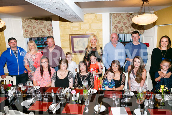 Maureen Millwood, Leebrook, Tralee celebrating a special 0 Birthday with family and Friends at the Brogue Inn on Saturday