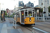 Street Car, San Francisco. Ernie Mastroianni photo
