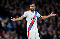 Luka Milvojevic of Crystal Palace during Chelsea vs Crystal Palace, Premier League Football at Stamford Bridge on 4th November 2018