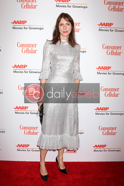 Dolly Wells<br /> at the AARP Movies for Growups Awards, Beverly Wilshire Hotel, Beverly Hills, CA 02-04-19<br /> David Edwards/DailyCeleb.com 818-249-4998