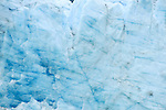 Close up view of the Viedma Glacier in Los Glaciares National Park in Argentina.