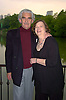"Charles Keating and wife Mary ..at the ""Around The World with Urban Stages"" 20th annual benefit for Urban Stages on May 24, 2004 at the Boathouse ..in Central Park. ..Photo by Robin Platzer, Twin Images.."