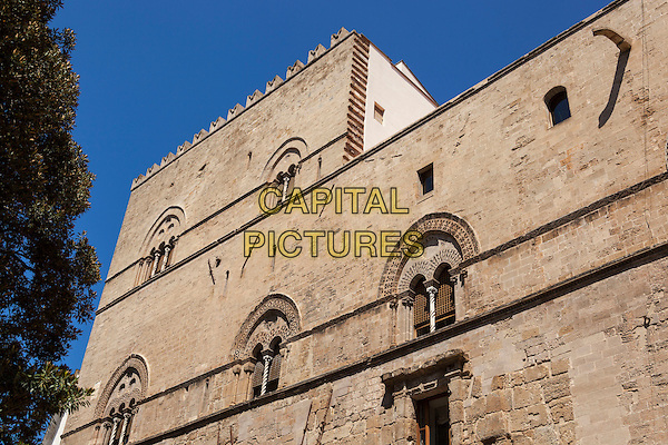Palazzo Chiaramonte O Steri, Palermo, Sicily, Italy<br /> August 2015<br /> CAP/MEL<br /> &copy;MEL/Capital Pictures