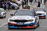 2019 British Touring Car Championship. Race 2.