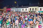 Great attendance at the Cahersiveen Festival.