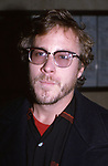 John Heard attends a a screening of 'Cutters Way' on November 1, 1981  in New York City.