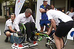 Summer Down Under 2014 - Race on Rollers, Canberra City Walk